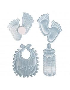 Accessoires Bébé en satin...