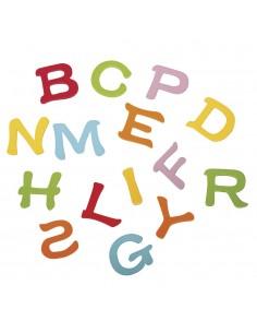 "Alphabet en bois ""Assortis""..."