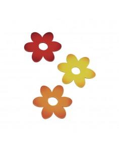 Fleurs miniatures en bois...