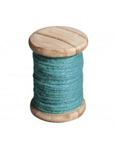 "Cordon ""Turquoise"" - Ø 2 mm..."