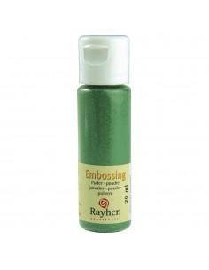 "Poudre pour Embosser ""Vert..."
