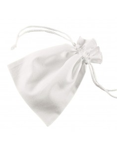 """Petit Sac en Coton """"Blanc""""..."""