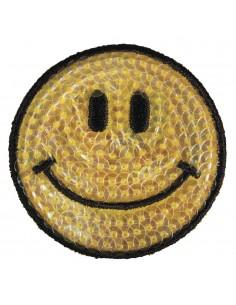 "Patch à repasser ""Smile"" -..."