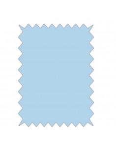 """Tissu en Coton """"Bleu Clair""""..."""