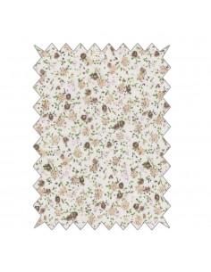 Tissu en Coton Roses...