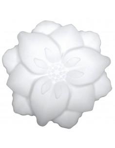 Fleur en polystyrène - 13.5 cm