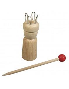 Tricotin en bois avec...