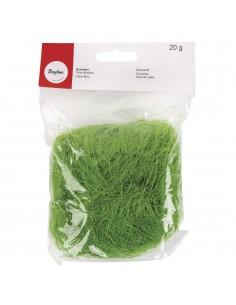 """Fibre d'herbes """"Vert Clair""""..."""