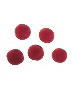 """Paillettes de Verre """"Rouge..."""