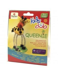 Kit animal en bois Girafe...