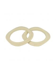 Bracelets Carrés en Bois -...
