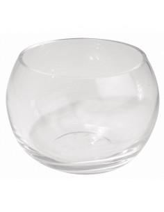 Vase en verre Rond - Ø 8.5...