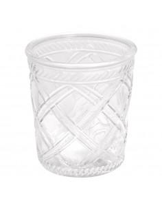 "Vase en verre ""Aspect..."