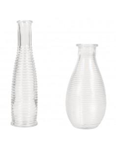 Kit de vases à Rainures -...
