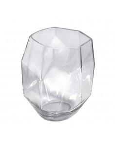 Vase en verre Facetté - 700...