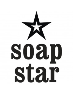 "Tampon en bois ""Soap Star""..."