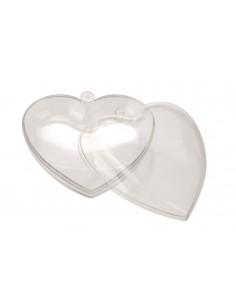 Cœur en plastique divisible...