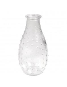 Vase de verre avec dots - Ø...