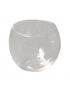 Vase en verre Rond - Ø 7.5 cm