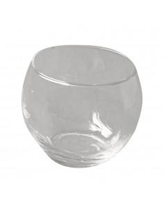 Vase en verre Rond - Ø 6.5 cm