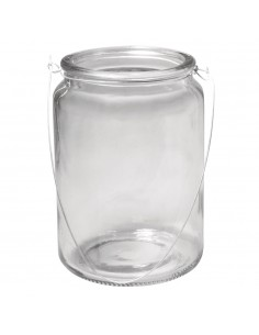 Coupe en verre avec anse -...