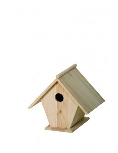Maison pour oiseaux en bois...