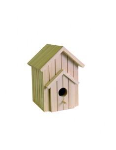 Maison double pour oiseaux...