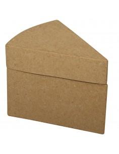 Boîte en papier-mâché...
