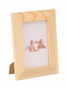 Cadre Photo en bois avec...