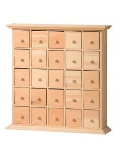 Armoire classique en bois...