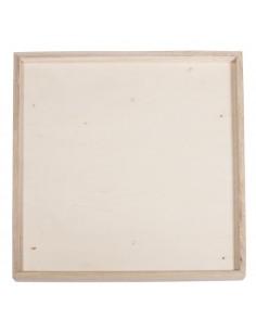 Cadre Déco en bois - 1.5 cm...