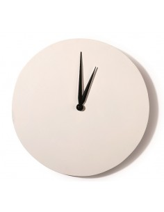 Horloge Ronde en MDF...