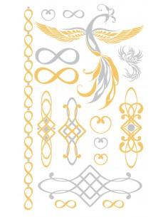"""Tattoo Chic """"Infini"""" - 95 x..."""