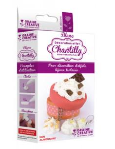 Décoration Effet Chantilly