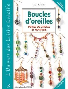 """Livre """"Boucles d'oreilles"""""""