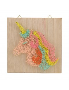 Kit Tableau String Art en...