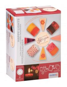 Kit Créatif pour Bougies