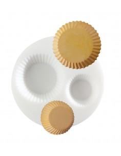 """Moule en silicone """"Cupcake""""..."""