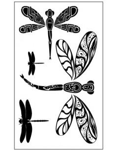 Mini-motifs thermocollants...