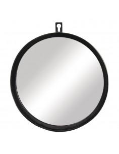 """Miroir en métal """"Noir"""" - Ø..."""