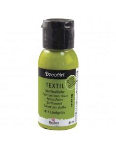 """Peinture pour Textile """"Vert..."""