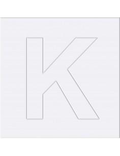 """Passe-Partout """"K"""" - 1.5 mm..."""