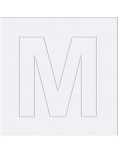 """Passe-partout """"M"""" - 1.5 mm..."""