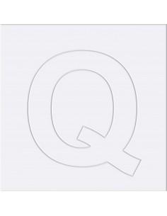 """Passe-partout """"Q"""" - 1.5 mm..."""