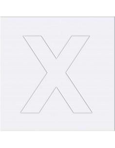 """Passe-partout """"X"""" - 1.5 mm..."""