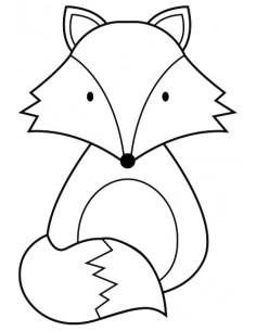 "Tampon en Bois ""Fox"" - 3.7..."