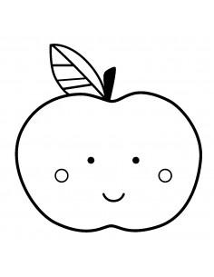 """Tampon en Bois """"Pomme"""" -..."""
