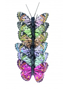 "Papillons ""Multicolore"" - 3..."