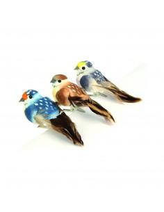Oiseaux - 4.5 x 10 x 4 cm