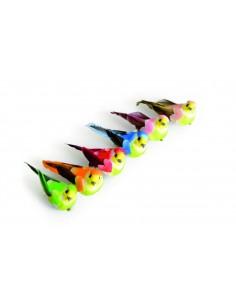 Oiseaux - 2 x 5 cm